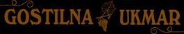 Gostilna UKMAR Logo